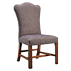 Mahogany Moulded Chair