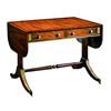 Rosewood Sofa Table